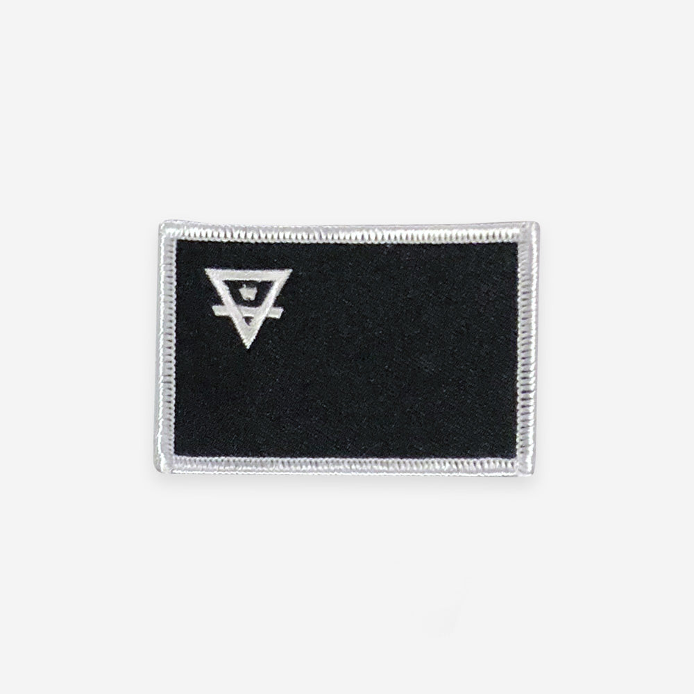 Bound By Blood Alchemy Symbol Patch