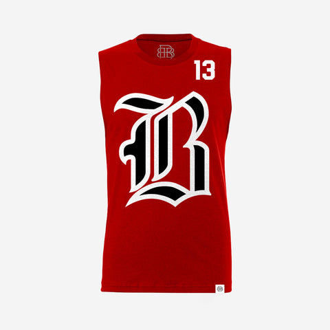Blackletter Sleeveless T-Shirt