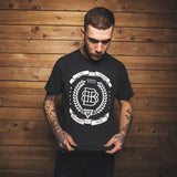 Bound By Blood Live to Create Unisex Black T-Shirt