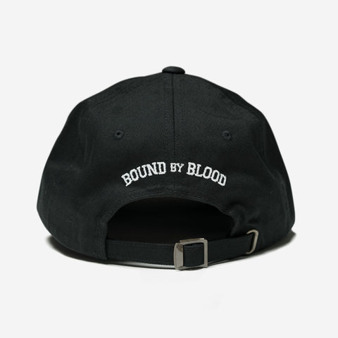 Bound By Blood Monogram Black Unisex Adjustable Dad Hat