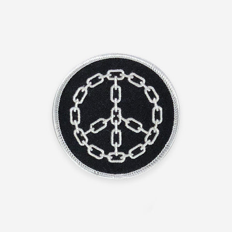 Bound By Blood Peace Chain Patch