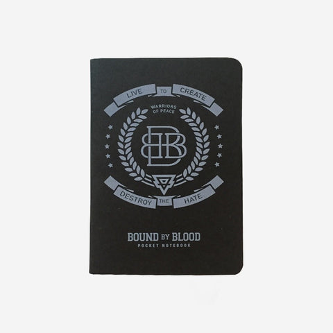 Bound By Blood Pocket Notebook Set