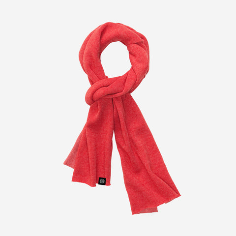 Bound By Blood Red Fleece Unisex Scarf