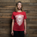 Bound By Blood This Machine Destroys Hate Red Unisex T-Shirt
