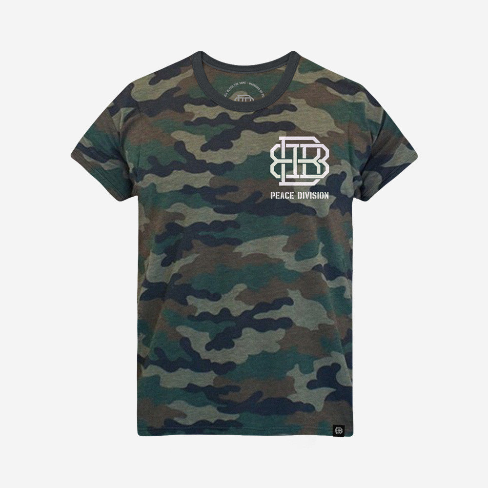 Bound By Blood Warriors Army Camo Unisex T-Shirt