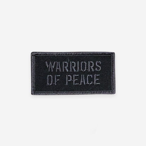 Bound By Blood Warriors of Peace Patch