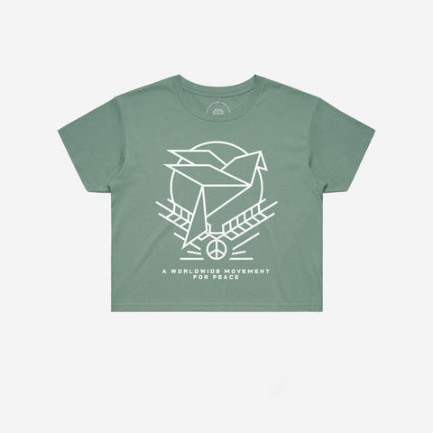 Movement Cropped T-Shirt