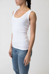 THE MADDY RIBBED TANK