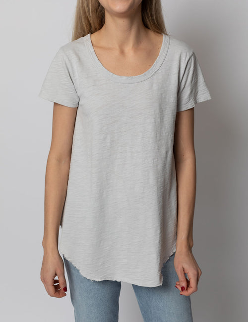 ABBY SOLID TEE
