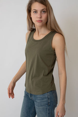 Ruffle Bottom T Shirt