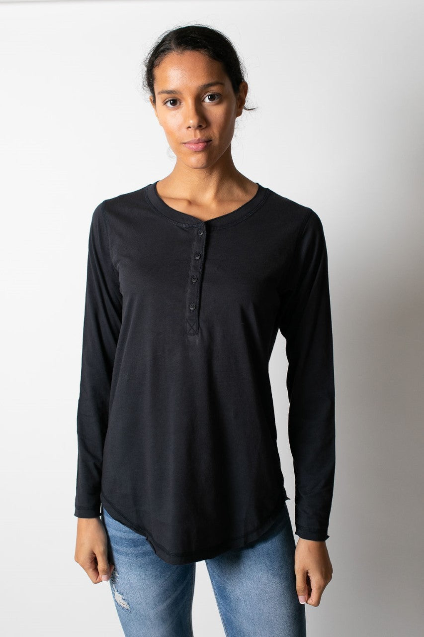 Surf L/s Henley