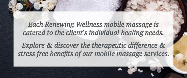 Healing Mobile Massage & Spa Services Dallas, TX