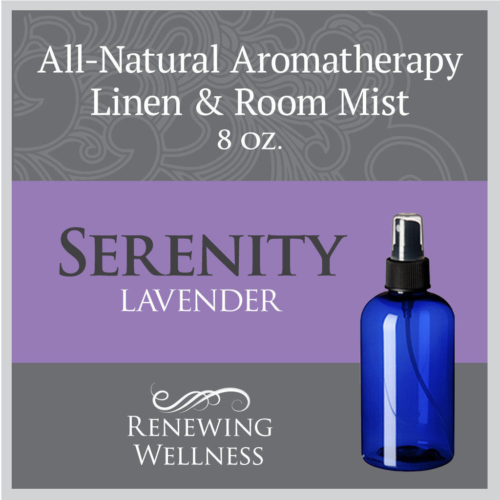 Renewing Wellness Aromatherapy Room Mist Lavender Serenity