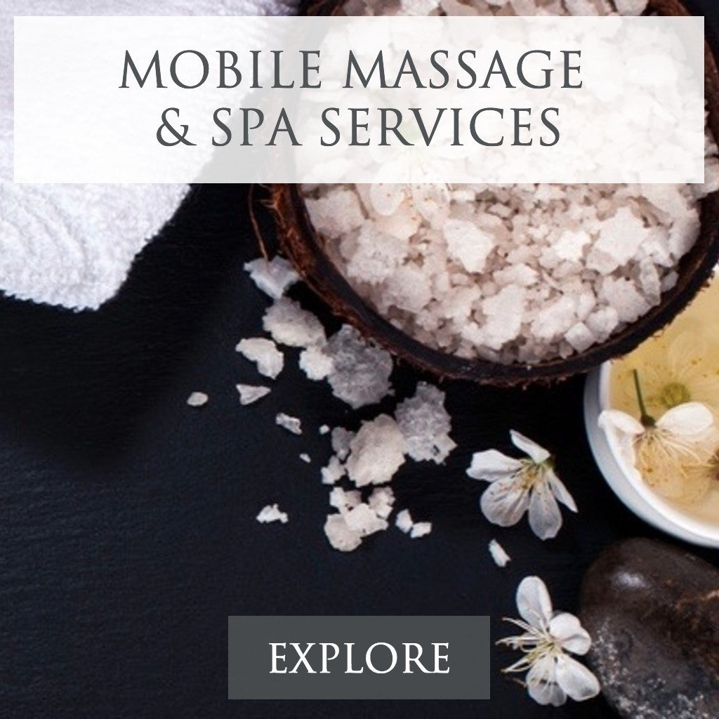 Mobile Massage Spa Services in Dallas, TX Metroplex