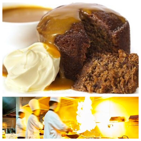 Sticky Date Pudding to make a Winter come-back on TBT Menu