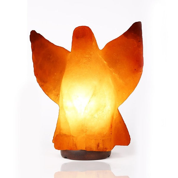 Himalayan Salt Eagle Lamp