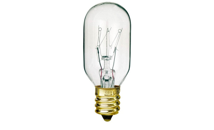 Replacement Light Base Bulb - Candelabra