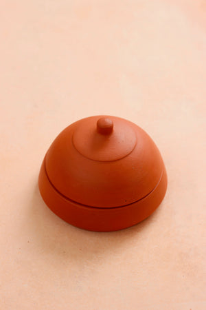 Boob Jewel Box | Terracotta Smooth
