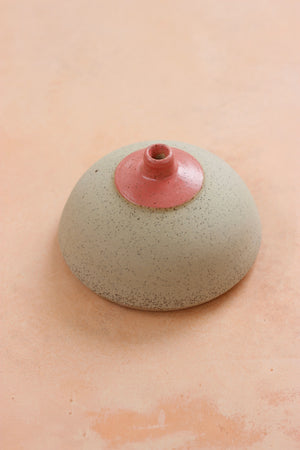 Boob Vase | Speckle Clay