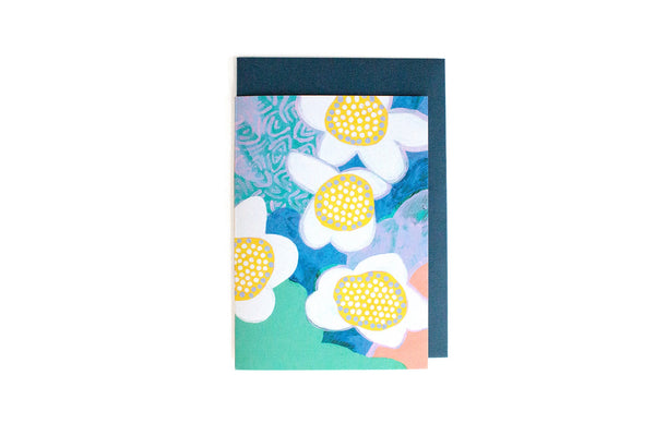 Georgie Daphne Card | Daisy