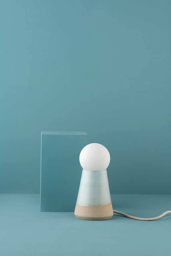 Lighthouse Lamp 01 | Blue