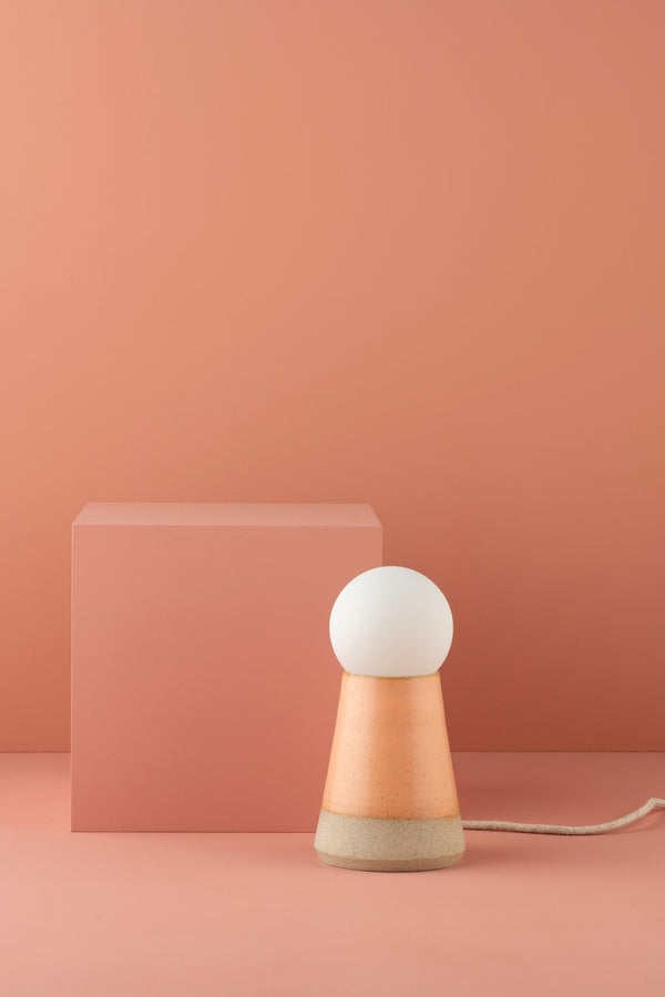 Lighthouse Lamp 01 | Peach
