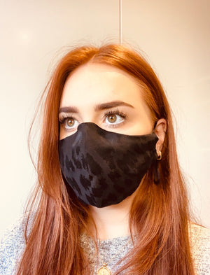 Fabric Face Mask (women's) (Made to order 1.5 weeks wait time)