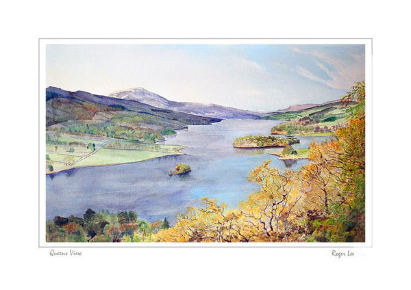 Queens View - Rogerleeart
