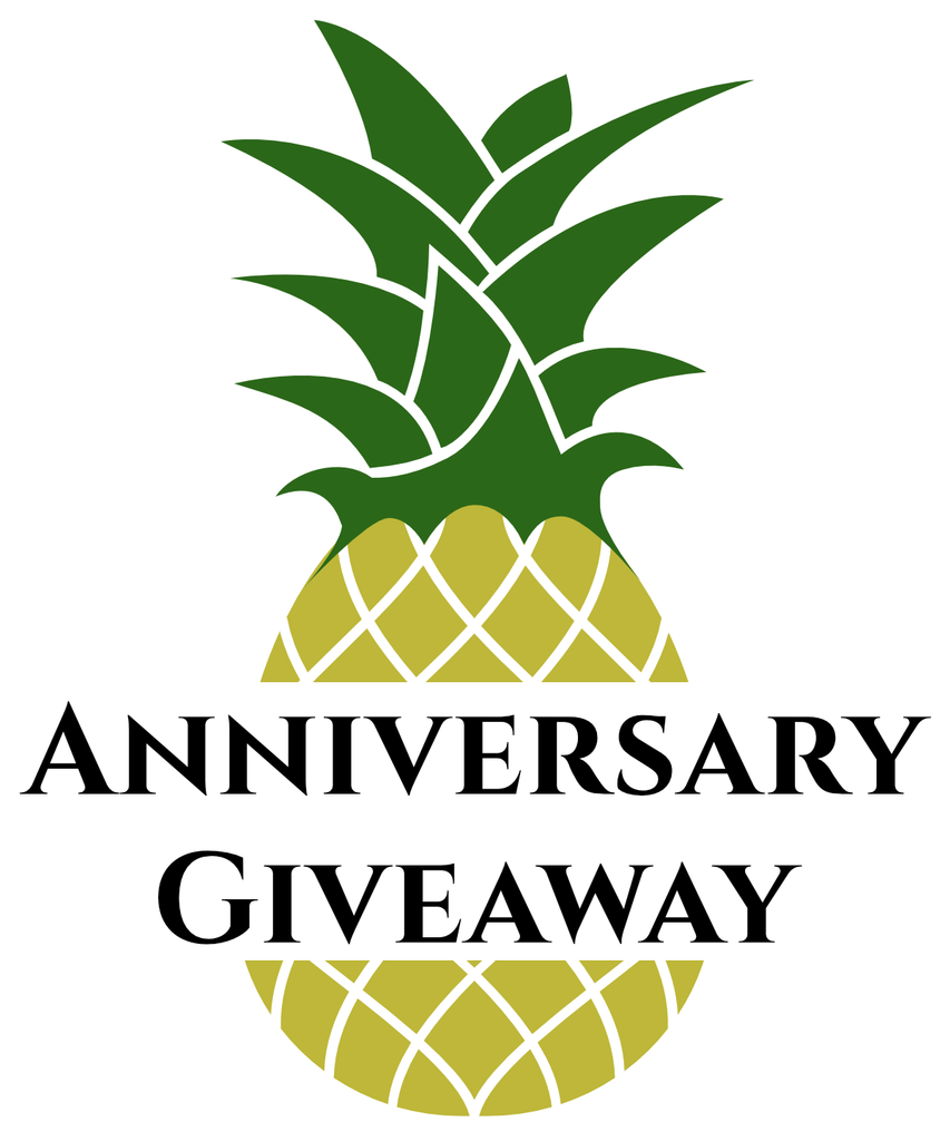 Anniversary Giveaway!