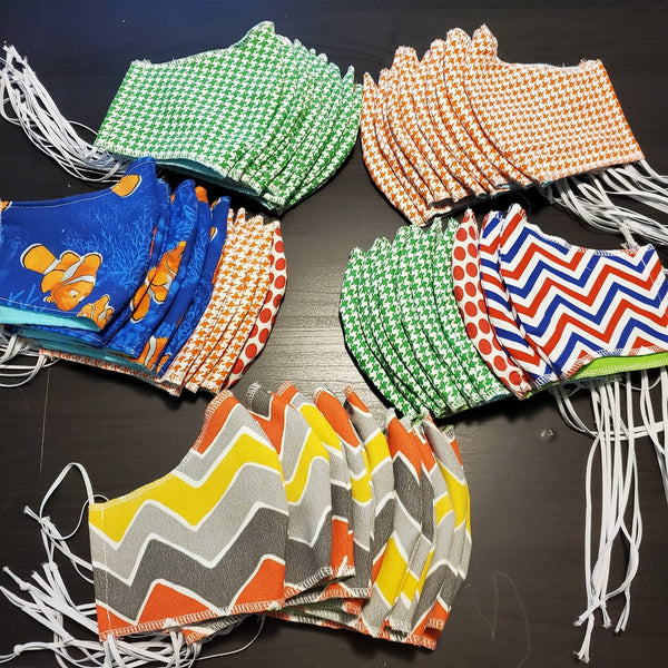 Sponsor a Mask, Scrub Cap or Headband