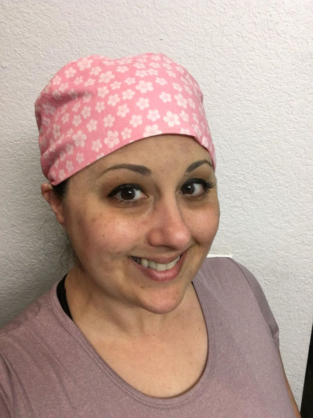 Scrub Cap Custom Made