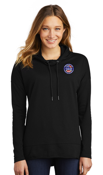 DT671 District Women's Featherweight French Terry Hoodie