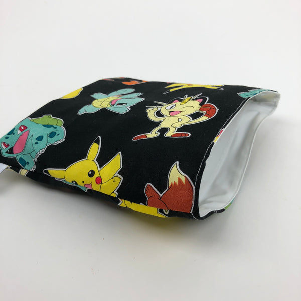 Pokemon Snack Bag Sharp Plant Designs Snack bags Woodbridge