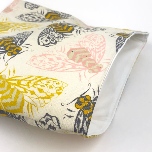 Bee Reusable Snack Bag Sharp Plant Designs Snack bags Woodbridge