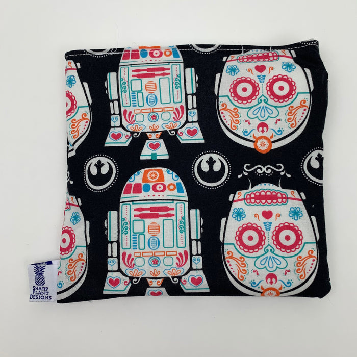 Droid Calavera Snack Bag