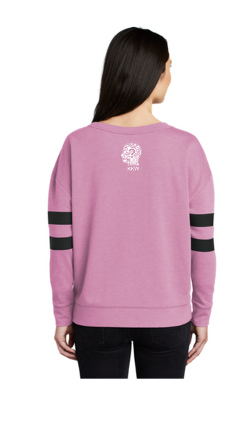 Prepping For Life Varsity Sweatshisrt