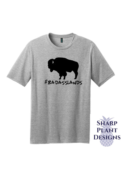 Badassland Graphic Tee Sharp Plant Designs Graphic Tee Woodbridge