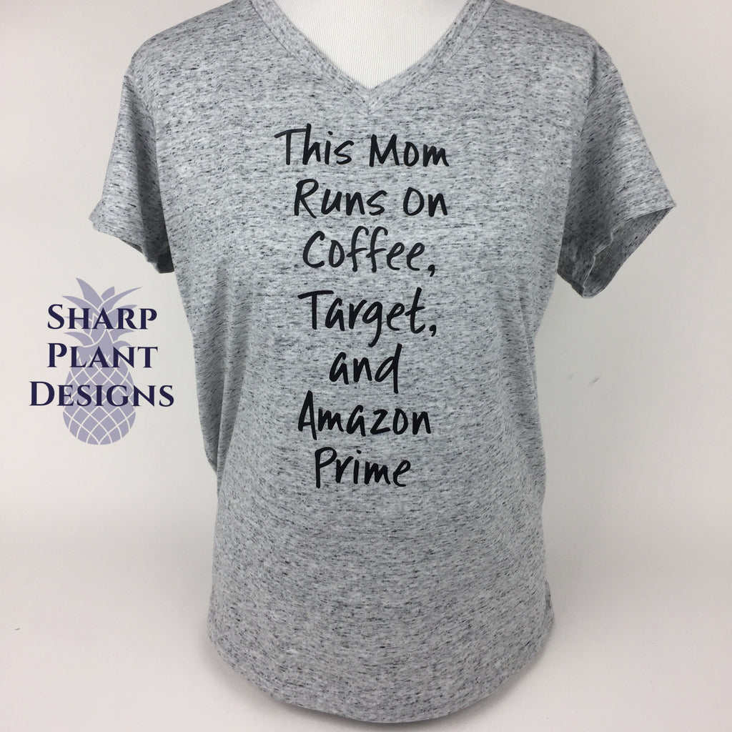 This Mom Runs on Coffie, Target, and Amazon Prime
