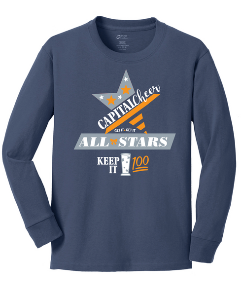 2019-2020 Team Youth Long Sleeve