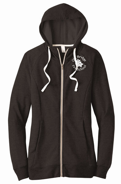 Ladies French Terry Hoodie