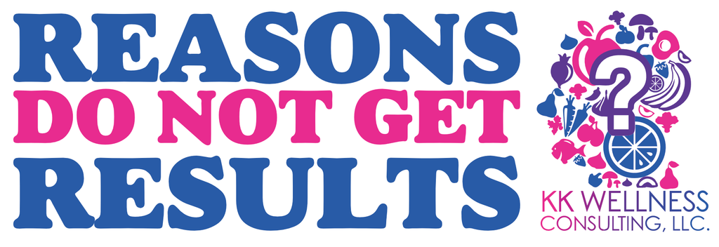 Reasons Do Not Get Results Decal