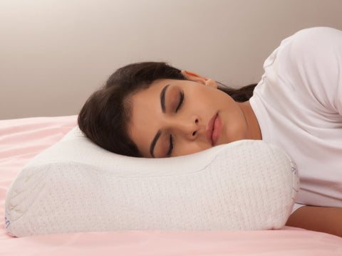 cervical pillows for side sleepers
