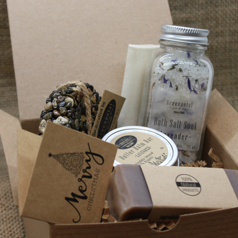 LAVENDER-LOVERS GIFT BOX