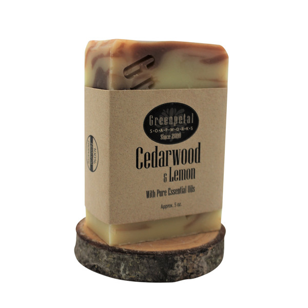 CEDARWOOD & LEMON