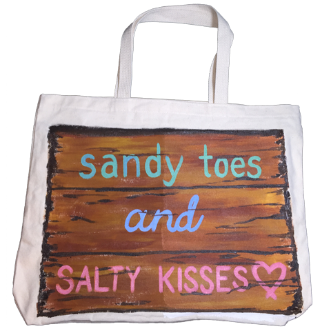 Painting Tote Bags - $35 per Painter