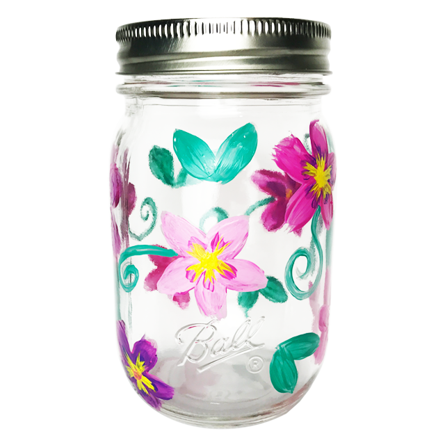 Mason Jars - $25 per Painter