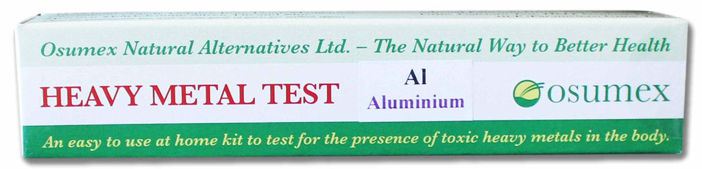Heavy Metal Specific Test Kit - Aluminium (Al)