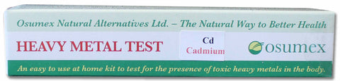 Heavy Metal Specific Test Kit - Cadmium (Cd)