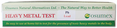 Heavy Metal Specific Test Kit - Lead (Pb)