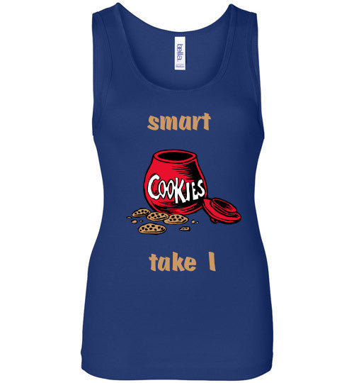 Wide Strap Tank - Trendy Smilez